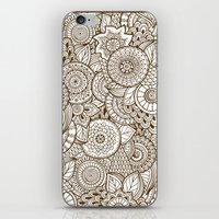 tribal iPhone & iPod Skins featuring Tribal by Ale Ibanez