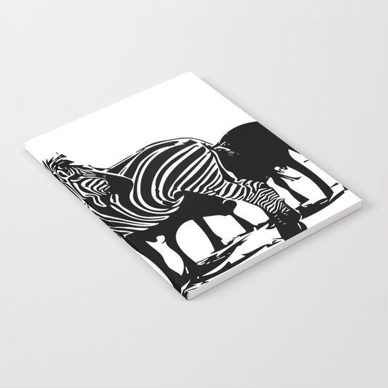 Zebras Notebook