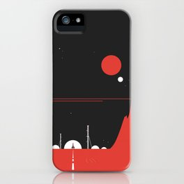 Station0 iPhone Case