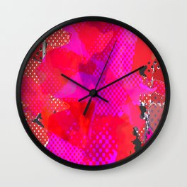 pop abstract. 15 Wall Clock