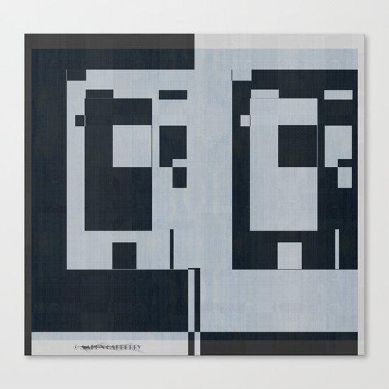 Xyloid Canvas Print