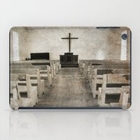 bible verse iPad Cases featuring Bible Print by Gia Jury