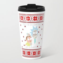 Get Schwifty Travel Mug