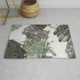 Carbonation Collection: winter Rug
