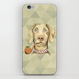 My little dog iPhone Skin