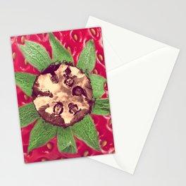 Strawberry Fields 4Ever Stationery Cards