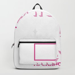 Yes, I'm A Single Nurse You'll Have To Be Amazing To Change That - Nurse Design Backpack