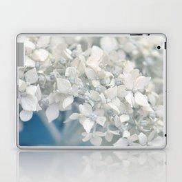 Beautiful White Hydrangea 276 Laptop & iPad Skin
