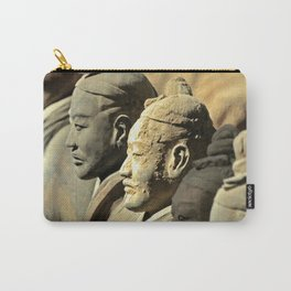 Chinese Terracotta Warriors Carry-All Pouch