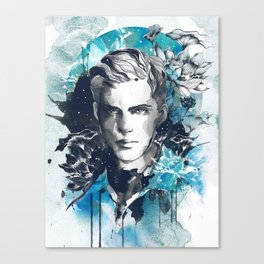 Lovely Boys Series No.2 Canvas Print
