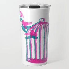 Birdcage Travel Mug