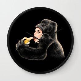 Banana is a favorite Wall Clock