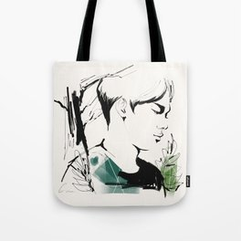 Love Me Right - Chen Tote Bag