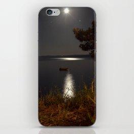 Moonshine relax iPhone Skin