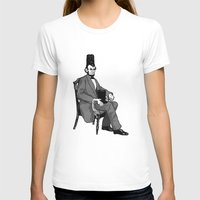 hat T-shirts featuring Hat Head by Ian Byers