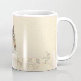 Tiger - Ohara Koson (1900 - 1930) Coffee Mug