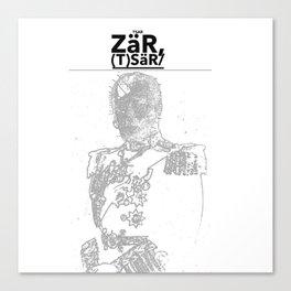 tsar/zar Canvas Print