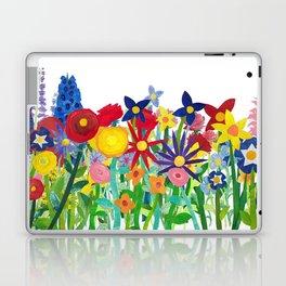 Flowery Bouquet Laptop & iPad Skin