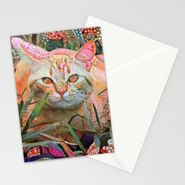 Alice's Cat Stationery Cards