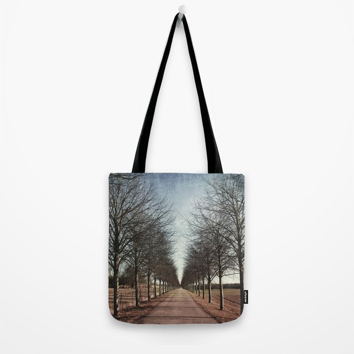 Danish road Tote Bag