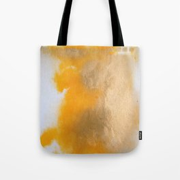 Gold Untitled 2 Tote Bag