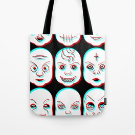 Pediophobia Tote Bag