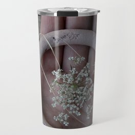 Remember to stop and smell the roses Travel Mug