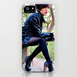 Fashion Pic iPhone Case