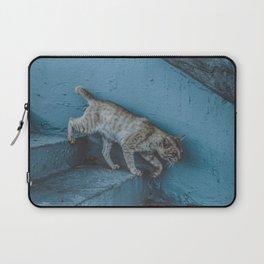 Blue wall ca Laptop Sleeve
