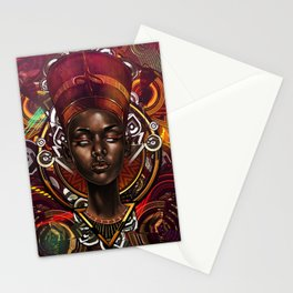 Nefertiti Stationery Cards