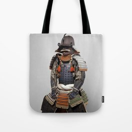 Historical Samurai Armor Photograph (18th Century) Tote Bag