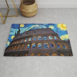 Colosseo Starry Night Rug