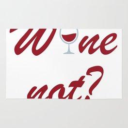Wine not Rug
