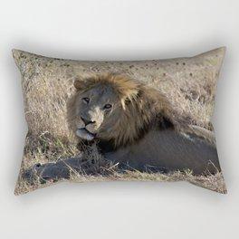 Lounging Rectangular Pillow