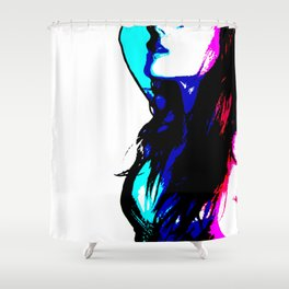 Joie 1 Shower Curtain