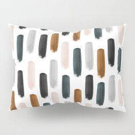 Dash - neutrals Pillow Sham