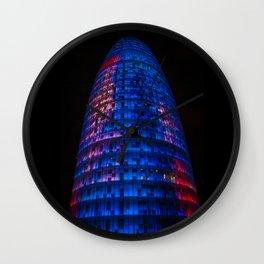 Torre III Wall Clock