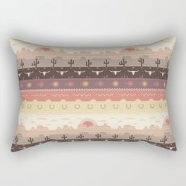 The Endless Journey Rectangular Pillow