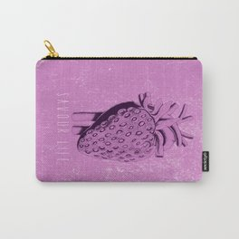 savour life ! Carry-All Pouch