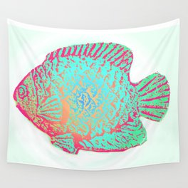 Sunfish Colors Wall Tapestry