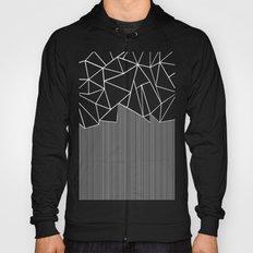 Ab Lines Black Hoody