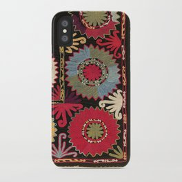Lakai Uzbekistan Embroidery Print iPhone Case