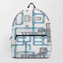 Pipe mania Backpack
