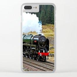 70000 Britannia Clear iPhone Case