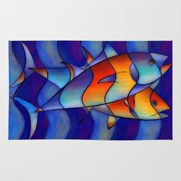 Cassanella - dream fish Rug