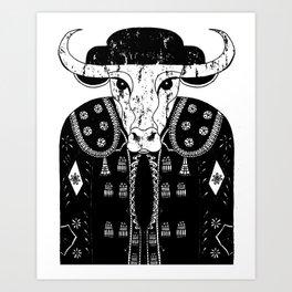 Matador Art Print