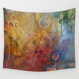Rejuvenate: Up Close Wall Tapestry