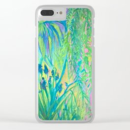 Love from Florida Clear iPhone Case