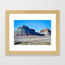 Painted Desert by Jennifer Kearney Framed Art Print