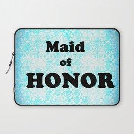 Maid of Honor Laptop Sleeve